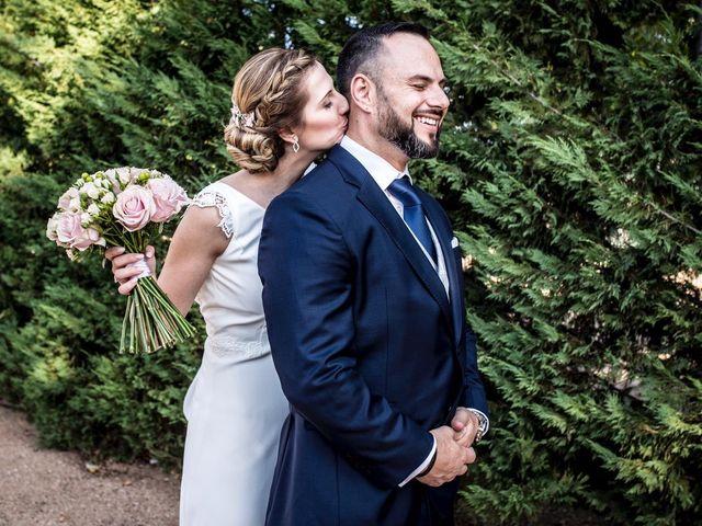 La boda de Roberto y Aida  en Guadarrama, Madrid 2