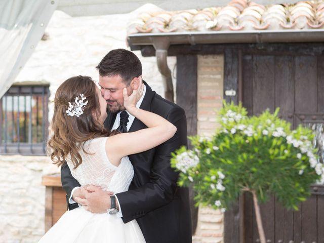 La boda de Sandra y Asier