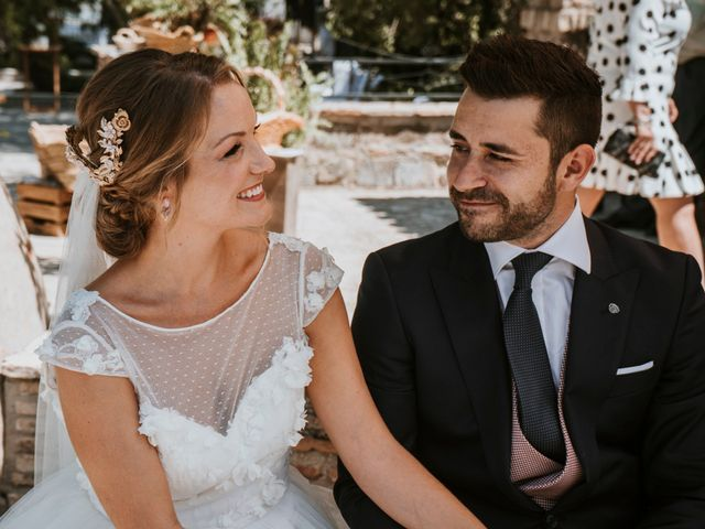 La boda de Carlos y Eli en Torredelcampo, Jaén 25