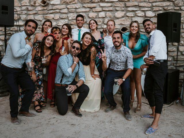 La boda de Carlos y Eli en Torredelcampo, Jaén 35