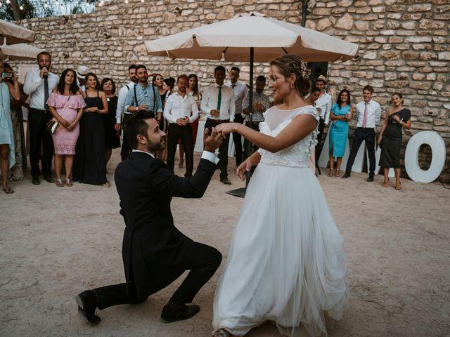 La boda de Carlos y Eli en Torredelcampo, Jaén 37