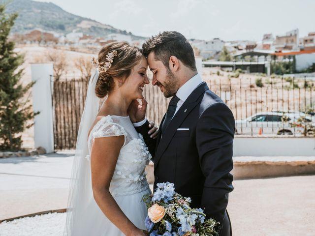 La boda de Carlos y Eli en Torredelcampo, Jaén 41