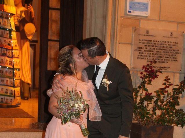 La boda de Benjamin y Catalina en Porreres, Islas Baleares 4