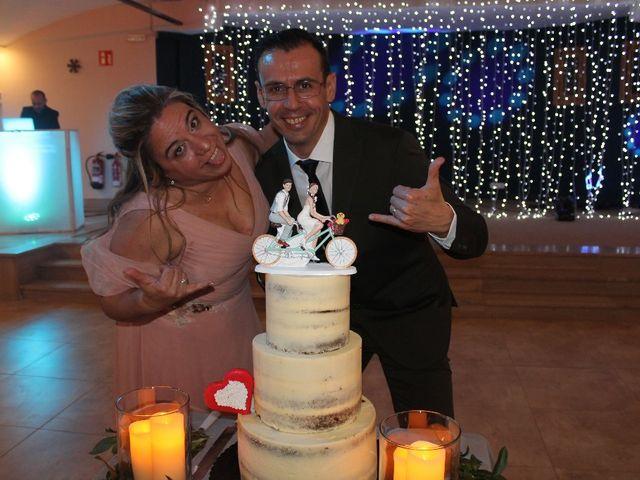 La boda de Catalina y Benjamin