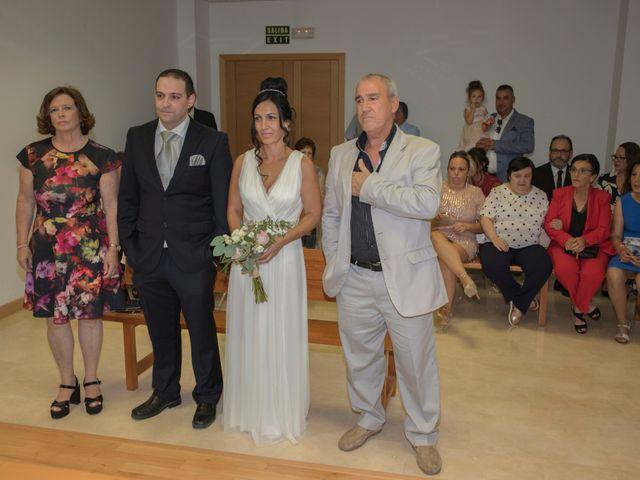 La boda de Fernando y Vanesa en Ronda, Málaga 2