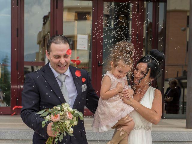 La boda de Fernando y Vanesa en Ronda, Málaga 12