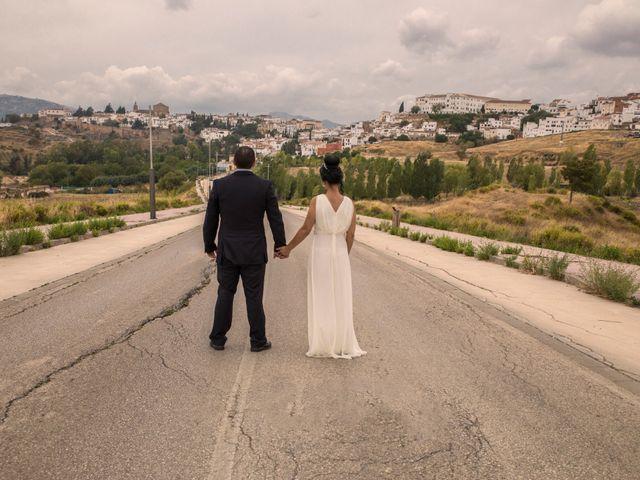 La boda de Fernando y Vanesa en Ronda, Málaga 14