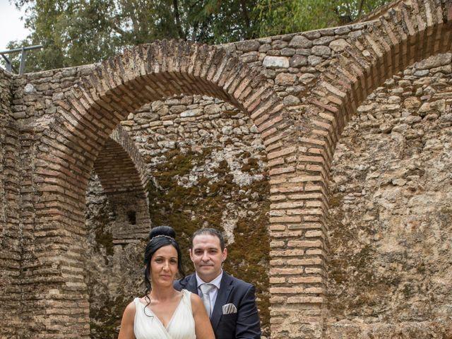 La boda de Fernando y Vanesa en Ronda, Málaga 15