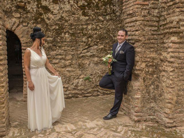 La boda de Fernando y Vanesa en Ronda, Málaga 16