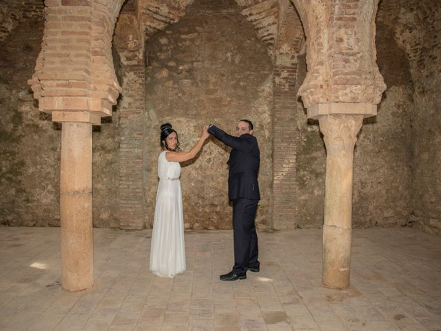La boda de Fernando y Vanesa en Ronda, Málaga 17