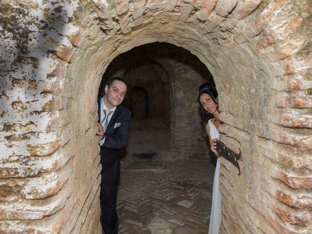 La boda de Fernando y Vanesa en Ronda, Málaga 21