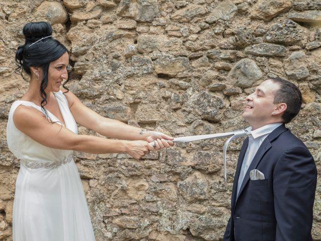 La boda de Fernando y Vanesa en Ronda, Málaga 25
