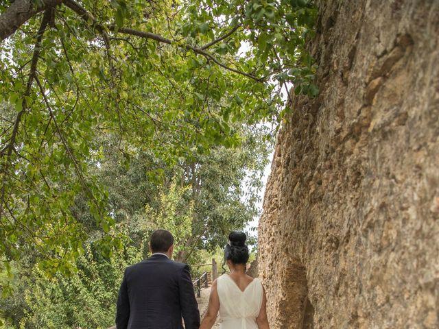 La boda de Fernando y Vanesa en Ronda, Málaga 27