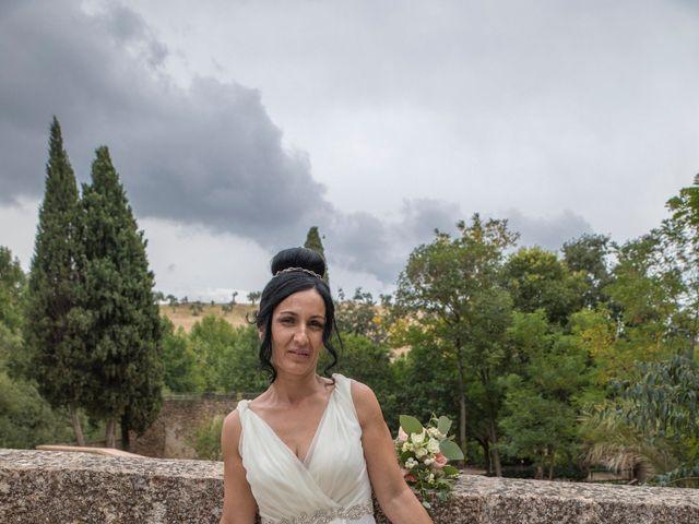 La boda de Fernando y Vanesa en Ronda, Málaga 31