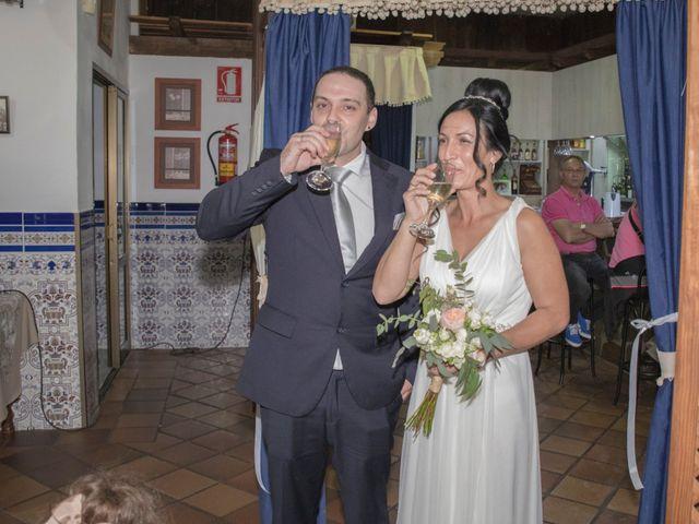 La boda de Fernando y Vanesa en Ronda, Málaga 34