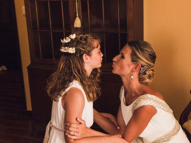 La boda de Ricardo y Lucia en Partida El Salt (Muchamiel), Alicante 12