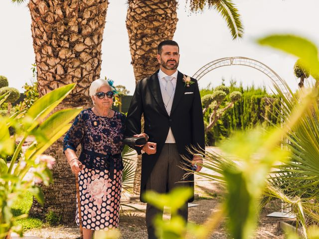 La boda de Ricardo y Lucia en Partida El Salt (Muchamiel), Alicante 16
