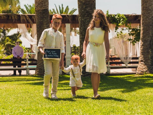 La boda de Ricardo y Lucia en Partida El Salt (Muchamiel), Alicante 17