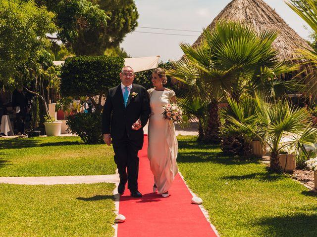 La boda de Ricardo y Lucia en Partida El Salt (Muchamiel), Alicante 18
