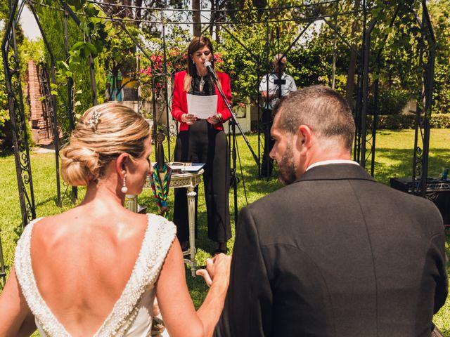 La boda de Ricardo y Lucia en Partida El Salt (Muchamiel), Alicante 23