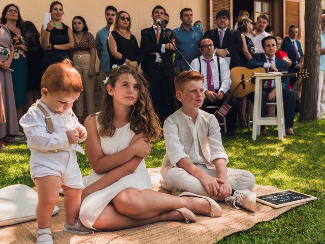 La boda de Ricardo y Lucia en Partida El Salt (Muchamiel), Alicante 24