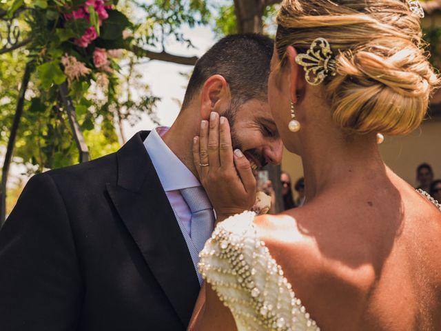 La boda de Ricardo y Lucia en Partida El Salt (Muchamiel), Alicante 26