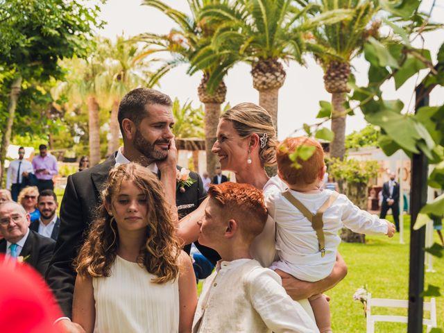 La boda de Ricardo y Lucia en Partida El Salt (Muchamiel), Alicante 27