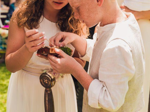 La boda de Ricardo y Lucia en Partida El Salt (Muchamiel), Alicante 28