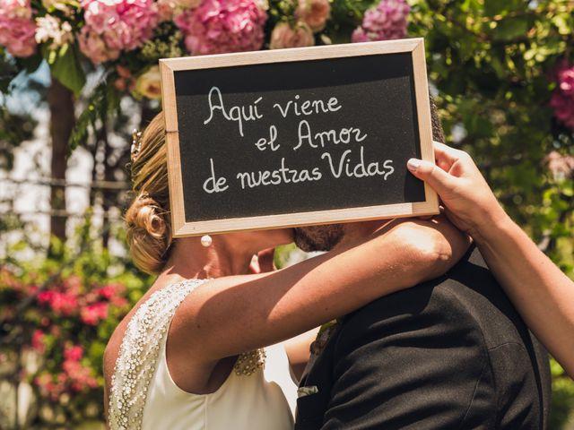La boda de Ricardo y Lucia en Partida El Salt (Muchamiel), Alicante 34
