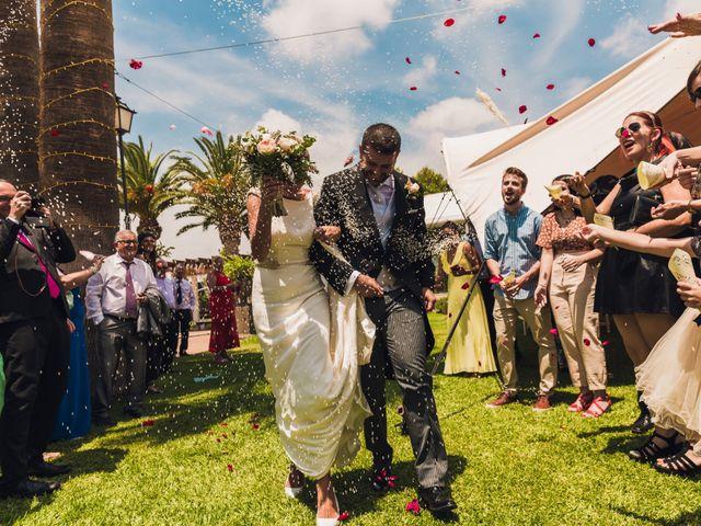 La boda de Ricardo y Lucia en Partida El Salt (Muchamiel), Alicante 35