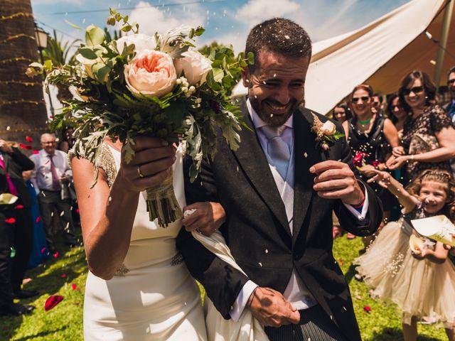 La boda de Ricardo y Lucia en Partida El Salt (Muchamiel), Alicante 36