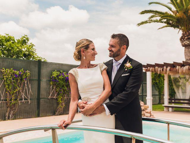 La boda de Ricardo y Lucia en Partida El Salt (Muchamiel), Alicante 37