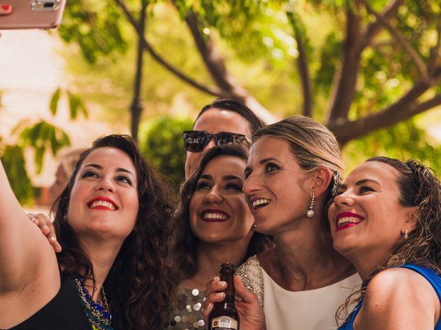 La boda de Ricardo y Lucia en Partida El Salt (Muchamiel), Alicante 38
