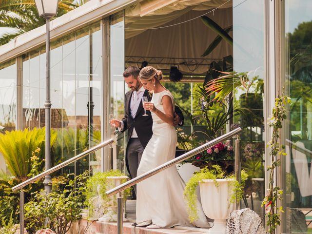 La boda de Ricardo y Lucia en Partida El Salt (Muchamiel), Alicante 40