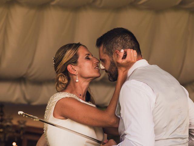 La boda de Ricardo y Lucia en Partida El Salt (Muchamiel), Alicante 44