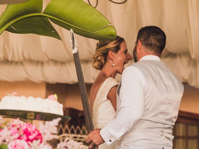 La boda de Ricardo y Lucia en Partida El Salt (Muchamiel), Alicante 45