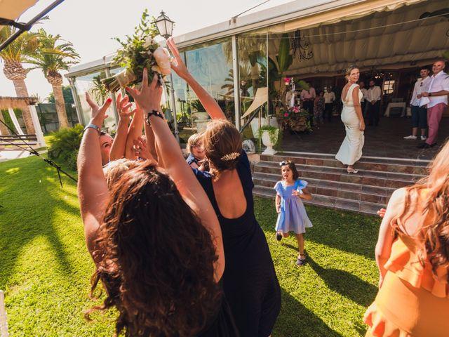 La boda de Ricardo y Lucia en Partida El Salt (Muchamiel), Alicante 47
