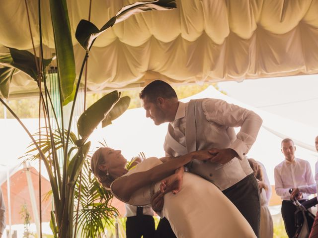 La boda de Ricardo y Lucia en Partida El Salt (Muchamiel), Alicante 48