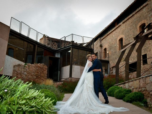 La boda de Pablo y Noemi en Rubio, Barcelona 17