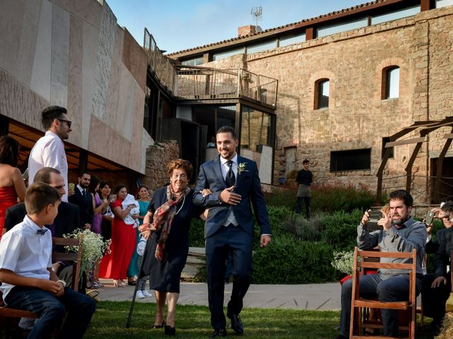 La boda de Pablo y Noemi en Rubio, Barcelona 28