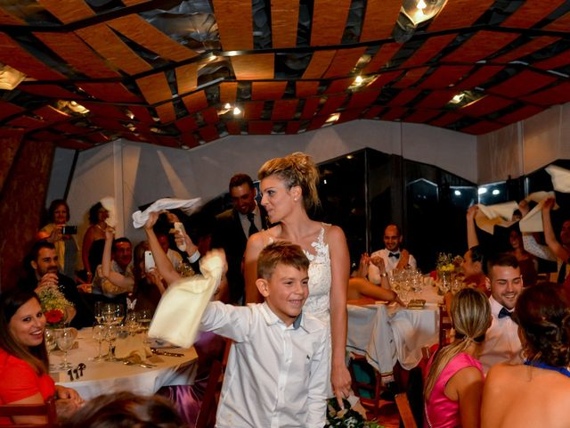 La boda de Pablo y Noemi en Rubio, Barcelona 34
