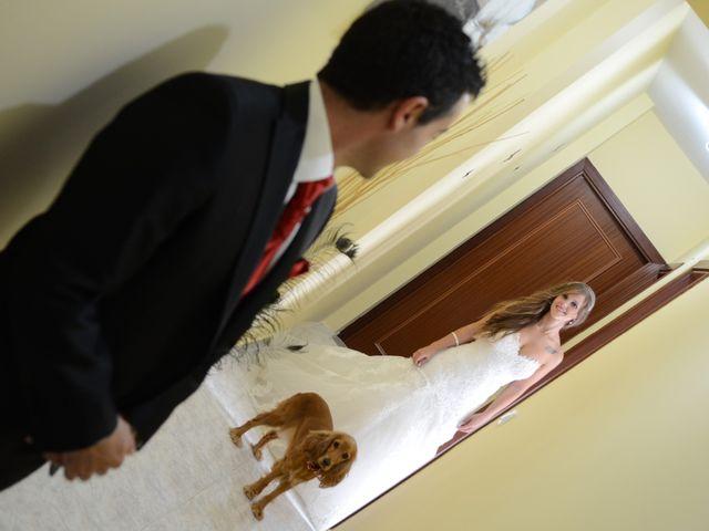 La boda de Alfonso y Isabel en Manzanares, Ciudad Real 2