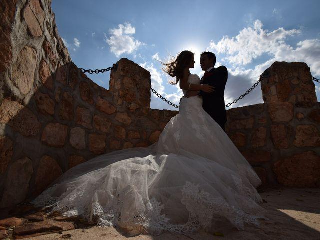 La boda de Alfonso y Isabel en Manzanares, Ciudad Real 4