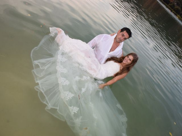 La boda de Alfonso y Isabel en Manzanares, Ciudad Real 7