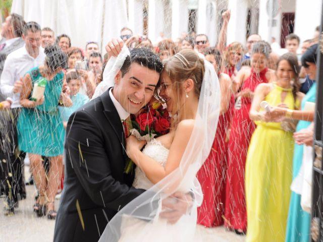 La boda de Alfonso y Isabel en Manzanares, Ciudad Real 13