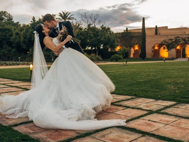 La boda de Miguel y Sandra en El Puig, Barcelona 10