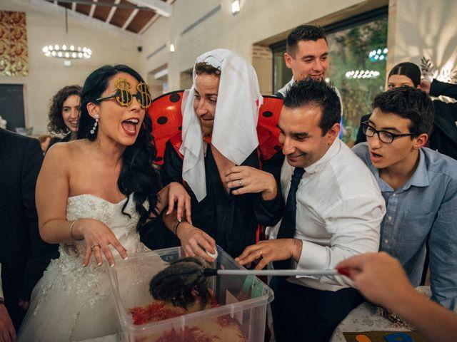 La boda de Miguel y Sandra en El Puig, Barcelona 15
