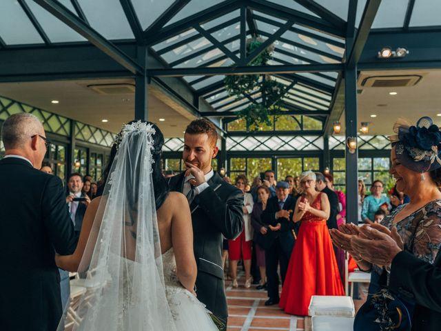 La boda de Miguel y Sandra en El Puig, Barcelona 26