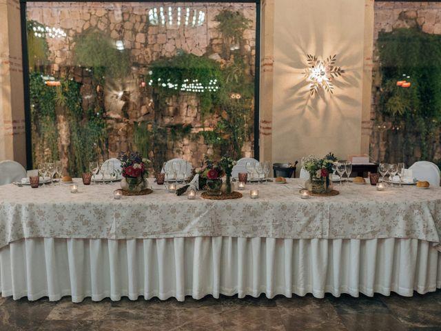 La boda de Miguel y Sandra en El Puig, Barcelona 36