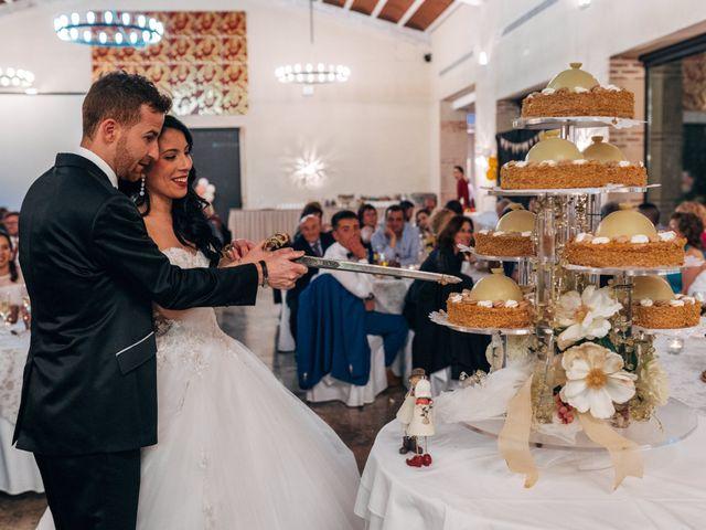 La boda de Miguel y Sandra en El Puig, Barcelona 38